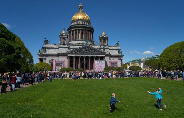 Начальник Иссакиевского собора поведал про передачу РПЦ храма Спас-на-Крови