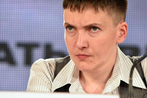 Савченко вОдессе назвала Ростов украинским