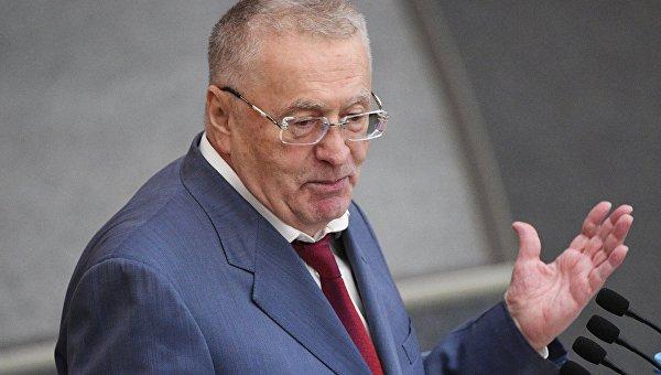 Жириновский обратился кизбирателям нататарском языке
