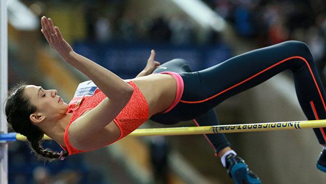 Ласицкене заслуженно претендует название лучшей легкоатлетки мира— Колобков