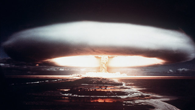 Создан высчитывающий вероятную смерть пользователя от ядерной бомбы сервис