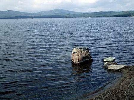 РФ отдала Казахстану половину озера вНовосибирской области