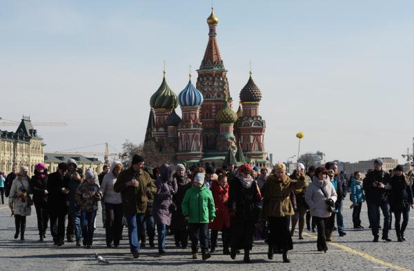 Крым стал наиболее популярным среди граждан России местом отдыха наДень народного единства
