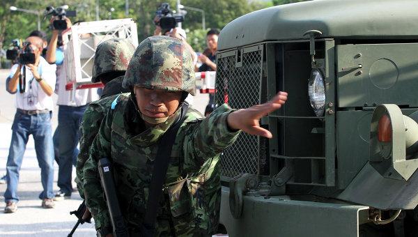 ВТаиланде стартовал референдум относительно новоиспеченной конституции