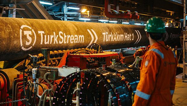 «Турецкий поток» разойдется на 5 направлений