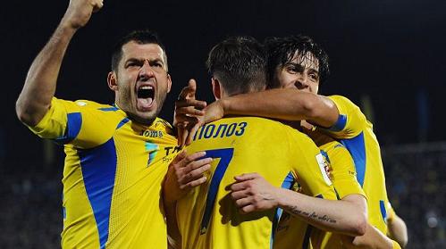 Сегодня будет  известно выйдетли ФК «Ростов» в ¼ Лиги Европы