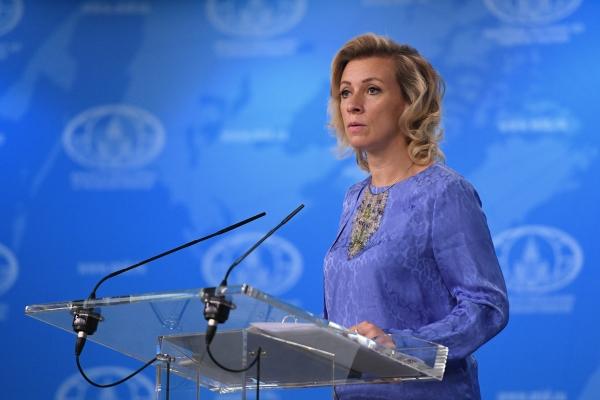 Захарова ответила назаявления США о понижении поддержки вОрганизации Объединенных Наций