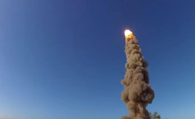ВКСРФ удачно испытали вКазахстане новейшую противоракету