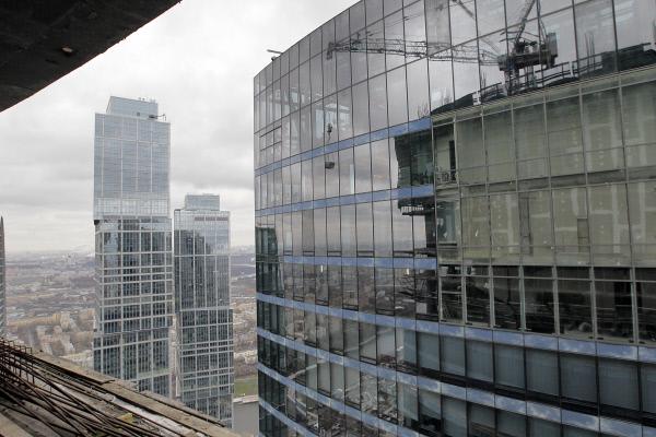 Около 8 млн квметров недвижимости введут в столице в2015 году