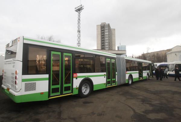 Наземный транспорт столицы  подготовили кначалу летнего сезона