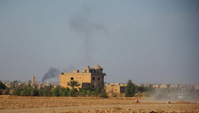 США провели эвакуацию боевиков «ИГ» изпровинции Дейр-эз-Зор
