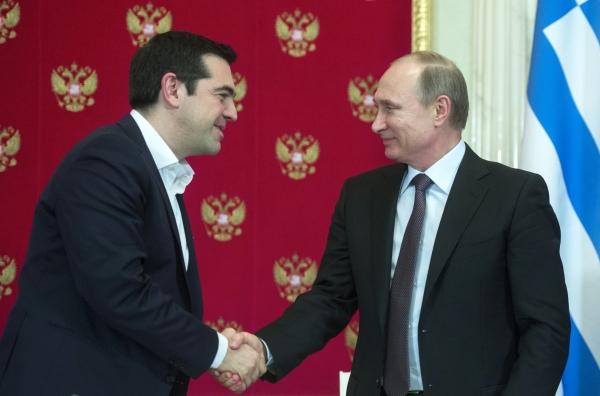 Політолог: Греки проситимуть гроші у Путіна
