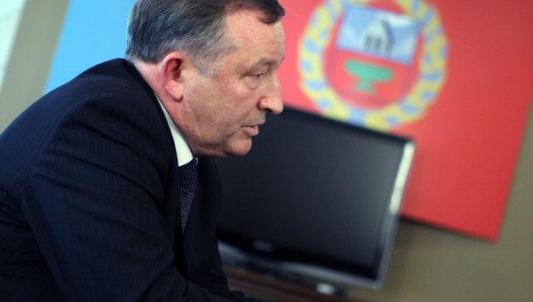 Путин назначил Виктора Томенко наместо ушедшего вотставку Карлина