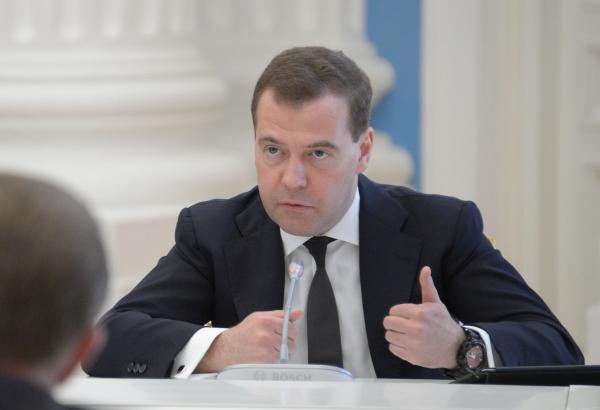 Медведев поведал о основной задаче программы «Цифровая экономика»
