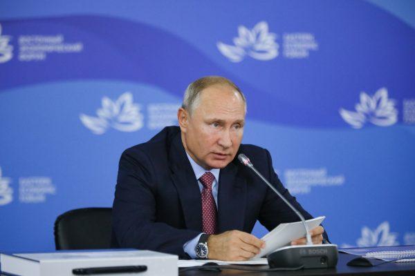 Путин поручил сделать Национальную программу развития Дальнего Востока