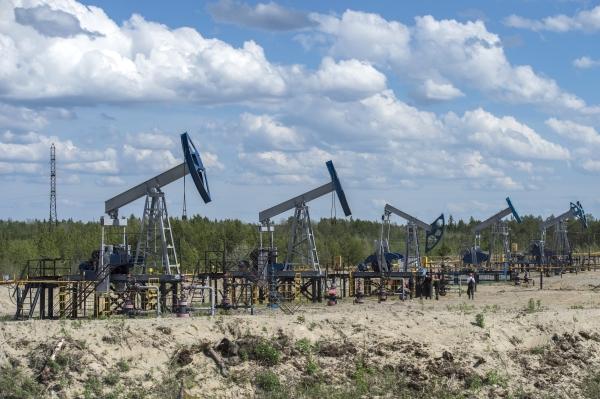 Впервую неделю января РФ снизила добычу нефти на1,2%