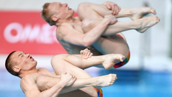 Рио-2016: Илья Захаров стал седьмым всинхронных прыжках