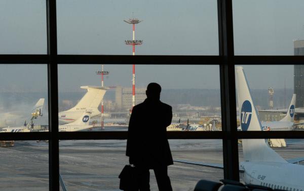 ВШереметьево самолет сминистром выкатился запределы взлетно-посадочной полосы