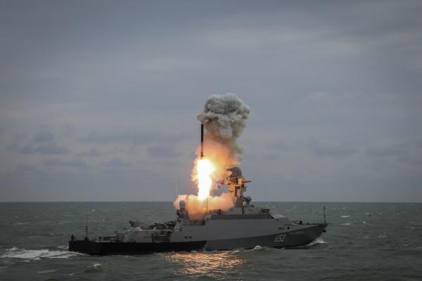 Путин проинформировал оновых кораблях ВМФ