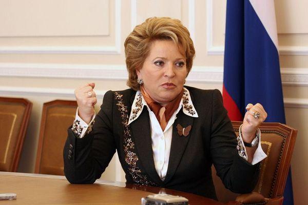 Матвиенко раскритиковала систему ОМС за неэффективность
