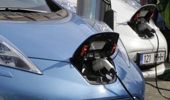 АМПП: Адреса зарядных станций для электромобилей появились накарте парковок столицы