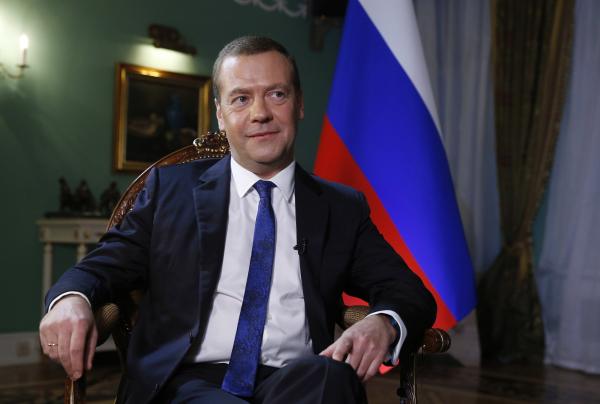 Медведев объявил, что должен быть оптимистом