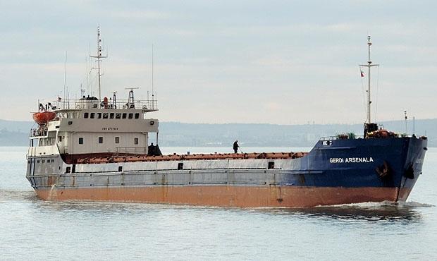 ВКерченском проливе обнаружили тела 3-х погибших моряков