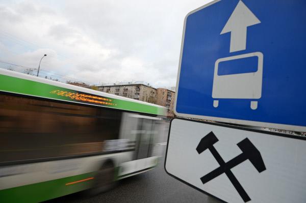 Неменее 42км выделенных полос запустят в столице вближайшие два года