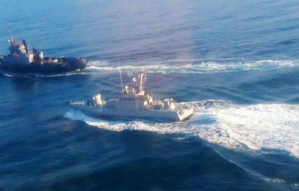 Генерал-майор ФСБ: Мы имели право утопить украинские катера