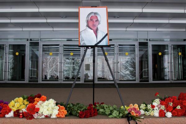 Памятник Хворостовском установят в Зарядье