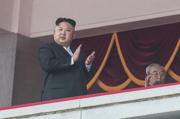 Ким Чен Ынпризвал сделать условия для воссоединения сЮжной Кореей