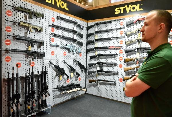 Росгвардия предложила обязать жителей сообщать охранении оружия