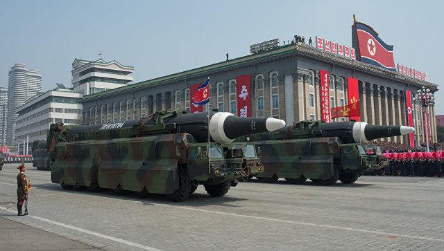 «Десятикратный отпор США»: 3,5 млн.  человек попросились вармию КНДР