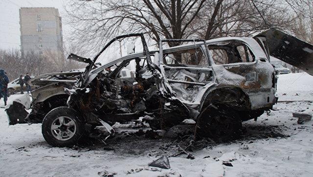 Представителя Народной милиции взорвали украинские диверсанты— генпрокуратура ЛНР