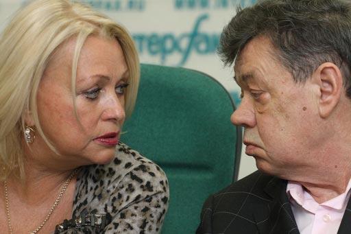 Караченцов отменил поездку навручение премии «Фигаро»