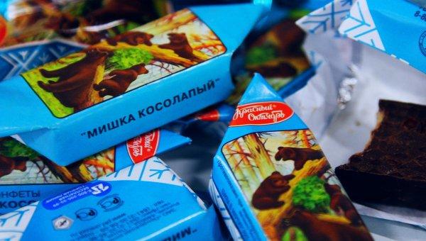 В столице выберут лучший рецепт фирменных конфет «Москва»