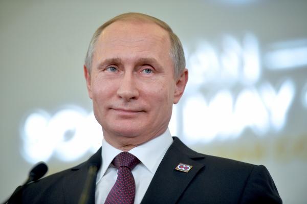 Путин вздохнул, говоря окоррупции вправоохранительных органах