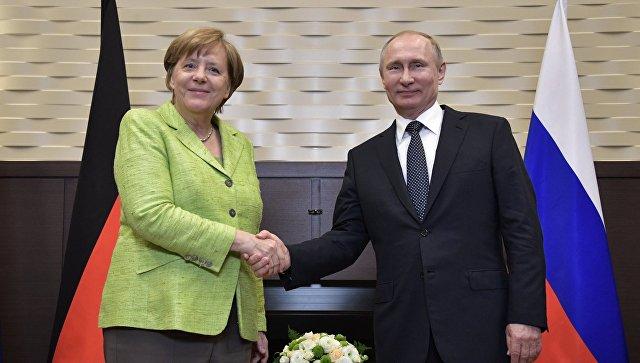 Сдвиг после продолжительной паузы: Пушков прокомментировал встречу В.Путина иМеркель вСочи