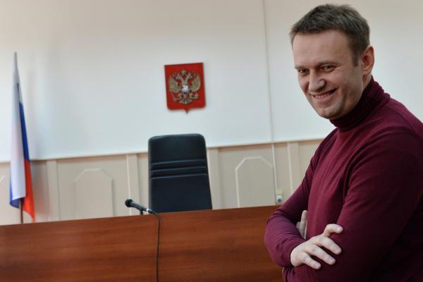 Суд непринял иск Навального кПутину