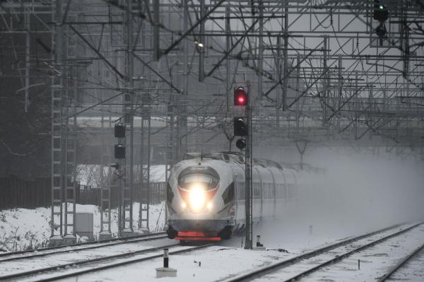 Между Москвой иТулой курсирует поезд сфотовыставкой
