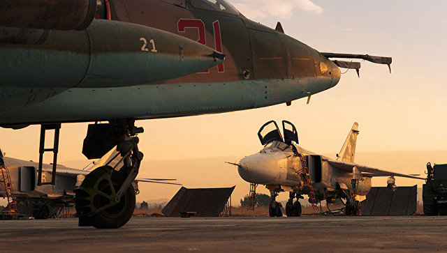 ВСирии усилена охрана территории вокруг базы Хмеймим— МинобороныРФ