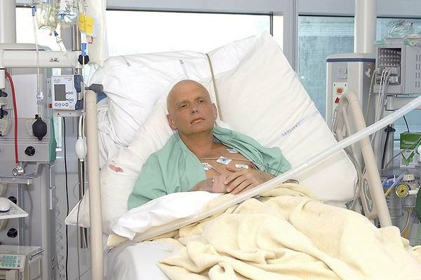Прокуратура РФ сообщила, что смерть Литвиненко была выгодна Березовскому
