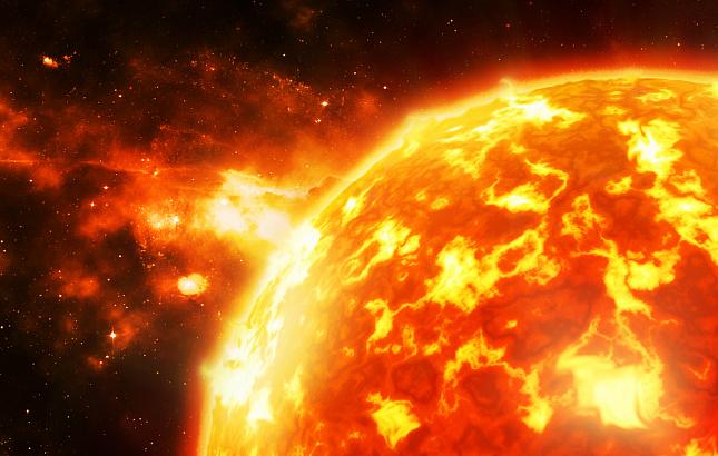 Учёные предсказали мощнейшую вспышку на Солнце которая лишит Землю интернета