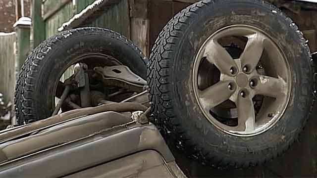 Scania устроила массовое ДТП сжертвами вЛенобласти