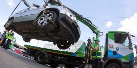 Столичные власти истратят 21 млрд руб. нановые парковки иэвакуаторы