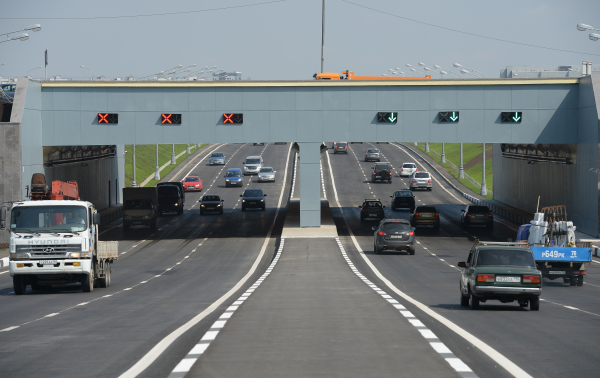 Власти установили причину обрушения тоннеля наКалужском шоссе