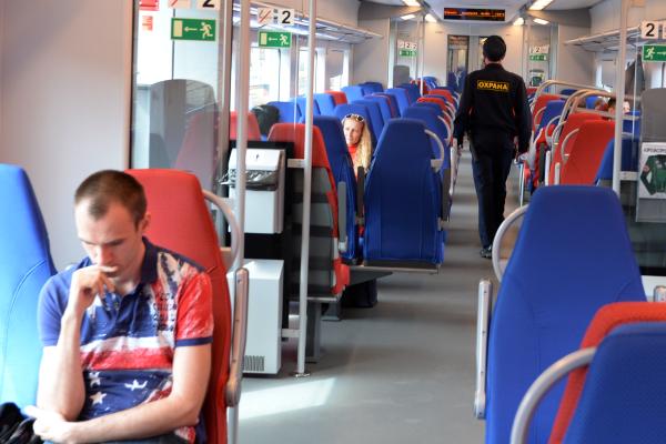 Пассажиров Московского центрального кольца будет порядка млн. засутки к 2025