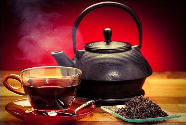 Откуда чай попал в россию
