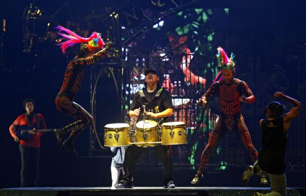 Минкульту посоветовали ограничить работу Cirque duSoleil в РФ