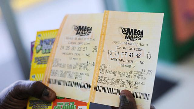 ВоФлориде неизвестный одержал победу джекпот $450 млн влотерею мега Millions